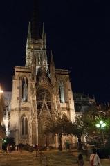 Ensemble archiépiscopal - Cathédrale de Rouen (Seine-Maritime, France)