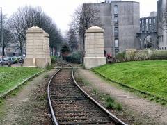 Caserne Jeanne d'Arc -  2014-01-12