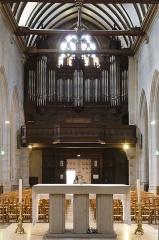Eglise Saint-Godard - Église Saint-Godard de Rouen (76). Grandes-Orgues Cavaillé-Coll.