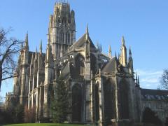 Eglise Saint-Ouen et Chambre des Clercs -