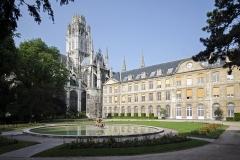 Eglise Saint-Ouen et Chambre des Clercs - Abbaye Saint-Ouen, Rouen