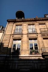 Hôtel de l'Etat-Major et du Conseil de Guerre - Français:   Hôtel de l\'État-Major et du Conseil de Guerre