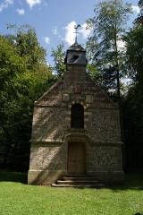 Château de Miromesnil (également sur commune de Tourville-sur-Arques) - Français:   Chapelle du Château de Miromesnil à Saint-Aubin-sur-Scie (76)
