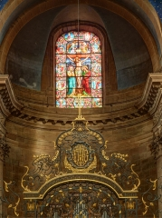 Eglise Saint-Christophe - French photographer and historian