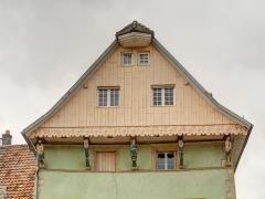 Maison des Cariatides - French photographer