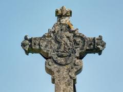 Croix du cimetière - French photographer