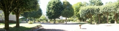 Square Emile Lechten, anciennement square Jean-Jaurès - Français:   Le square Émile-Lechten à Belfort