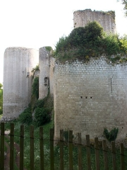 Château du Coudray-Salbart - This building is indexed in the Base Mérimée, a database of architectural heritage maintained by the French Ministry of Culture, under the reference PA00101229 .