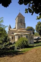 Eglise Saint-Hilaire - Deutsch: Melle, St.-Hilaire, Chorhaupt