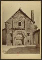Ancienne église Saint-Savinien -