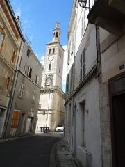 Ancien hôtel de ville, dit Le Pilori - Français:   Côté Est du Pilori (Ancien Hotel de Ville) à Niort