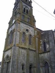 Eglise Saint-Laurent - Français:   Église Saint-Laurent de Parthenay