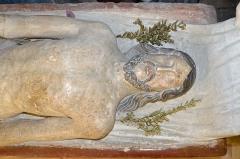 Eglise Saint-Laon - Mise au tombeau dans la chapelle Marguerite d'Ecosse - Église Saint-Laon de Thouars - Deux-Sèvres