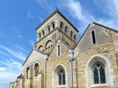 Eglise Saint-Laon - Français:   Église Saint-Laon de Thouars - Deux-Sèvres