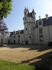 Maison du Président Tindeau ou Hôtel Tyndo - Français:   Hôtel Tyndo, Thouars (79).