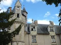 Maison du Président Tindeau ou Hôtel Tyndo - Français:   Hôtel Tyndo Thouars Deux-Sèvres France
