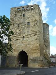 Tour du Prévôt - Français:   La Porte au Prévost Thouars Deux-Sèvres France