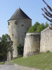 Tour du Prince-de-Galles - Français:   Tour du Prince-de-Galles à Thouars (79).