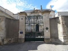 Hôtel de la Roulière - Français:   Hôtel de la Roulière