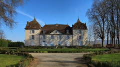 Château de Roche - This building is indexed in the Base Mérimée, a database of architectural heritage maintained by the French Ministry of Culture, under the reference PA00101439 .