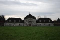 Ancienne saline royale, actuellement Fondation Claude-Nicolas Ledoux - Maréchalerie de la saline royale d'Arc-et-Senans.
