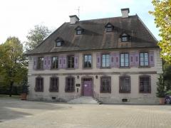 Château - Français:   Château thévenot à Audincourt