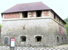 Citadelle - English: Rivotte tower, located in Besançon (France)