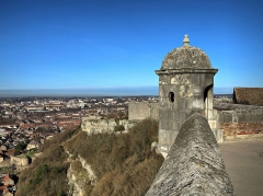 Citadelle - This building is indexed in the Base Mérimée, a database of architectural heritage maintained by the French Ministry of Culture,under the reference PA00101466 .
