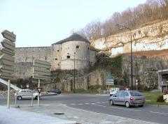 Colombier militaire ou Bastion Bregille - English: Notre-Dame tower, in Besançon (Doubs, France).