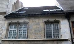 Maison - Français:   Maison, Grande rue 131 (Inscrit, 1942)