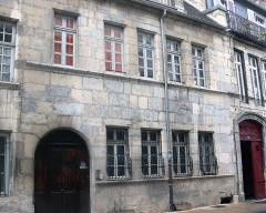 Maison - Français:   Maison, Grande Rue 131bis, 131ter (Inscrit, 1937)