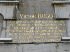 Maison natale de Victor Hugo -