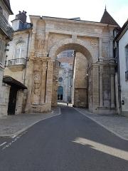 Porte Noire -  Porte Noire, in Besançon (France )