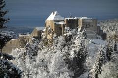 Château de Joux - Français:   Fort de Joux