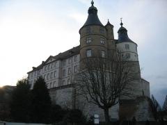 Château -  Chateau de Montbeliard