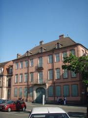 Hôtel Beurnier-Rossel - English: Hôtel Beurnier-Rossel, Montbeliard, France