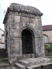 Fontaine - Français:   Fontaine de Sainte-Marie (Inscrit)
