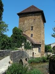 Tour Gloriette - Français:   Commune d\'Arbois - Jura