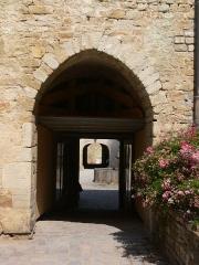 Ancienne abbaye - Baume-les-Messieurs - abbaye