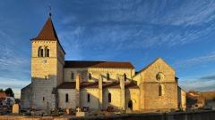 Eglise Notre-Dame des Ardents ou Saint-Christophe - L'église Saint-Christophe
