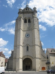 Eglise Notre-Dame - This building is indexed in the Base Mérimée, a database of architectural heritage maintained by the French Ministry of Culture, under the reference PA00101845 .
