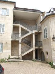 Immeuble - English: Dole, Jura, FRANCE
