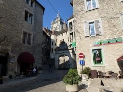 Palais Granvelle -  39100 Dole, France