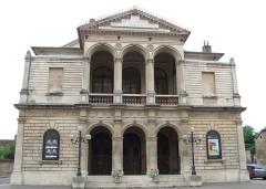 Théâtre municipal - English: Dole, Jura, FRANCE