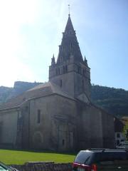 Eglise Notre-Dame de Mouthier-le-Vieillard - English: Church Mouthier-le-Vieillard, Poligny, Jura, France
