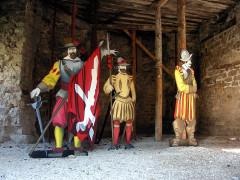 Tour de la Sergenterie - Français:   Poligny, Jura