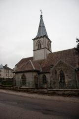 Eglise - Français:   Église Saint-Étienne de Sirod