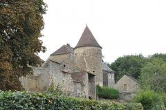Château - Français:   Château de Bougey (Inscrit)