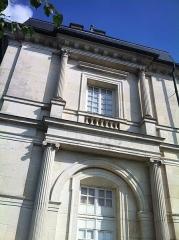 Hôtel de ville (ancien château) - Français:   Château de Champlitte
