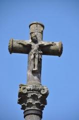 Croix de village - Français:   Croix de village de Faverney,  (Classé, 1913)